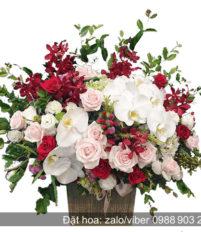 Chỗ bạn đặt lãng hoa sinh nhật đẹp và giao tận nơi như mong muốn