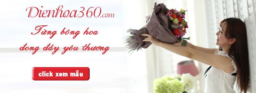 Hoa sinh nhật, hoa tươi, điện hoa