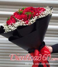 Ngày lễ tình nhân Valentine mẫu hoa bán chạy nhất