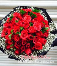 Vì sao nên chọn hoa hồng làm hoa sinh nhật