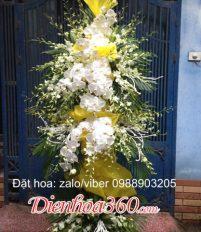 Tại sao người mất trẻ lại gửi hoa chia buồn màu trắng