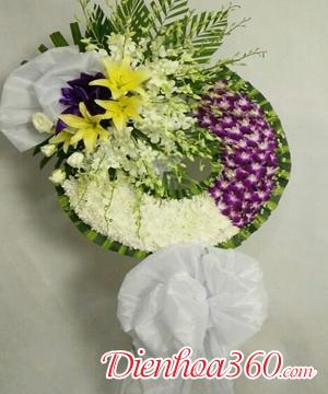 Hoa đám tang | vòng hoa tang lễ