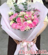Hoa sinh nhật cho người ốm nên chọn hoa gì?