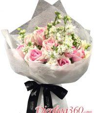 Số lượng tặng hoa sinh nhật và ý nghĩa của nó