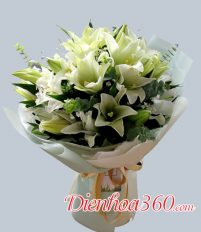 Hướng dẫn cách làm hoa loa kèn tươi lâu hơn