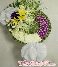 Tôi nên gửi hoa tang lễ nào?