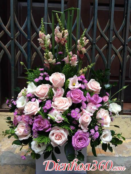 Hoa sinh nhật bạn hoa tươi