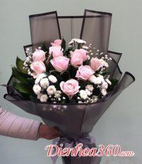 Tại sao nên mua hoa sinh nhật tại Dienhoa360