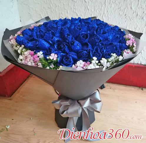 99 bông hồng, 99 đóa hồng