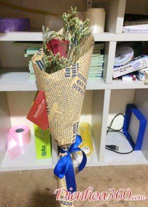 Bó hoa tặng đại biểu |hoa một bông