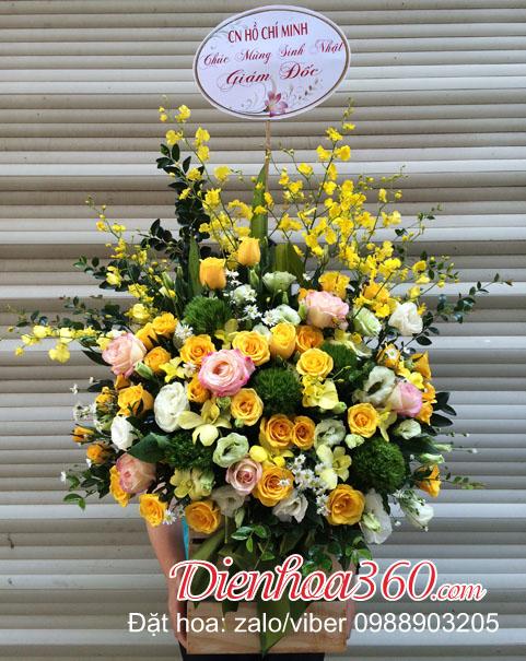 cửa hàng hoa tươi quận 1