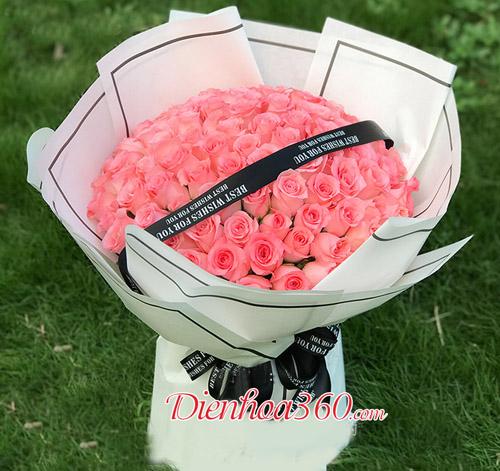 Giá 99 bông hồng
