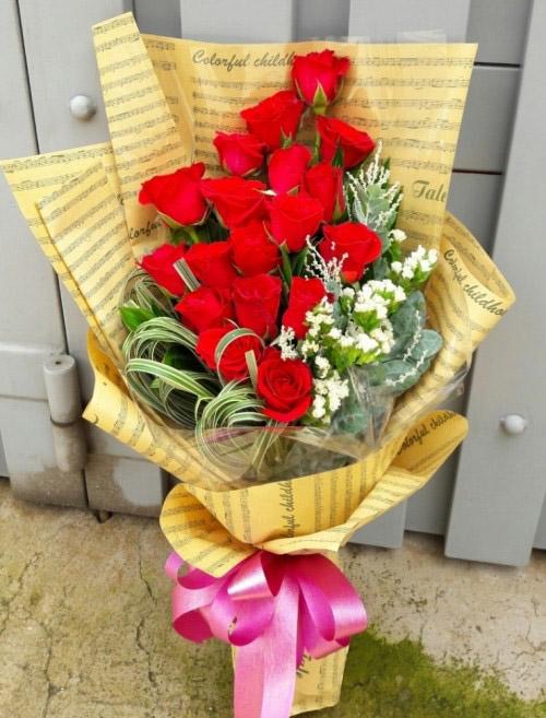 Hoa cho hội nghị | Hoa Bó
