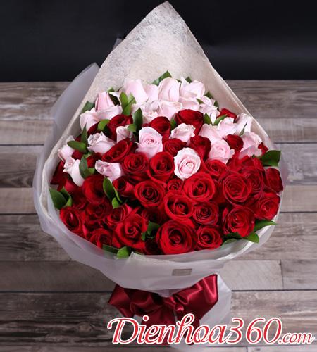 hoa chúc mừng sinh nhật, hoa tươi tặng sinh nhật