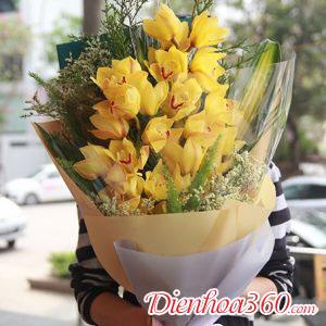 hoa đại biểu địa lan