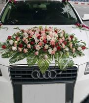 Xe hoa cưới giá rẻ Hà Nội