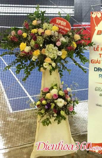 kệ hoa đẹp chúc mừng ngày nhà giáo 261/6