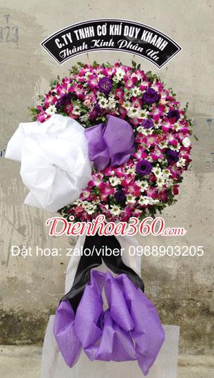hoa viếng đám tang nhà tang lễ cầu giấy