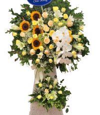 Những Kệ hoa chúc mừng giá khoảng 1 triệu