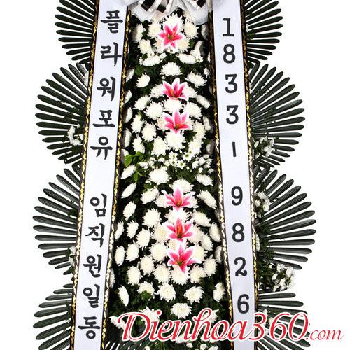 Kiểu hoa tang lễ Hàn Quốc