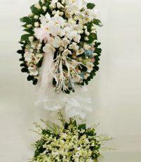 Tại sao lại gửi hoa viếng tang lễ màu tím?