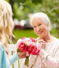 Hoa sinh nhật mẹ và những lời chúc sinh nhật mẹ hay và ý nghĩa