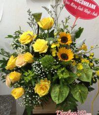 Shop hoa tươi quận Cầu Giấy cung cấp đủ các loại hoa