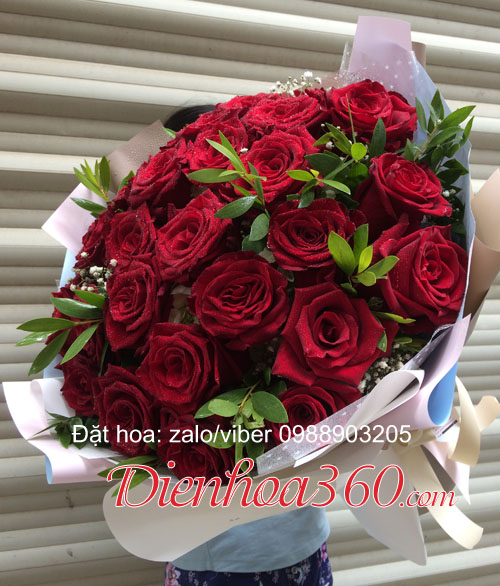 địa chỉ đặt hoa 20-10 đẹp