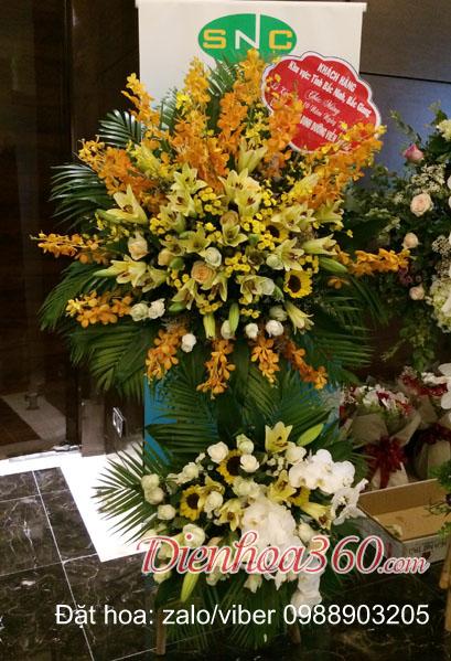 Địa chỉ đặt hoa khai giảng đẹp