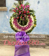 Cung Cấp Hoa phúng viếng nhà tang lễ 25 Lê Quý Đôn Q3 TP HCM