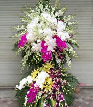 Hoa chia buồn hoa tang lễ đẹp nhất