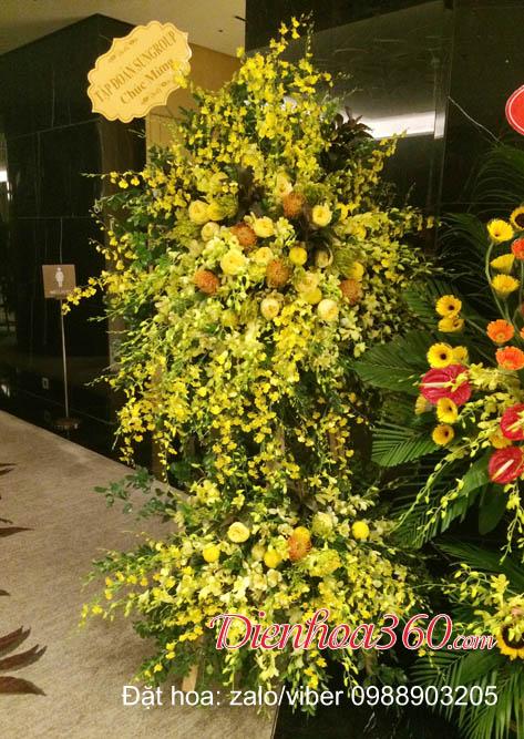 Hoa khai trương hoa tươi