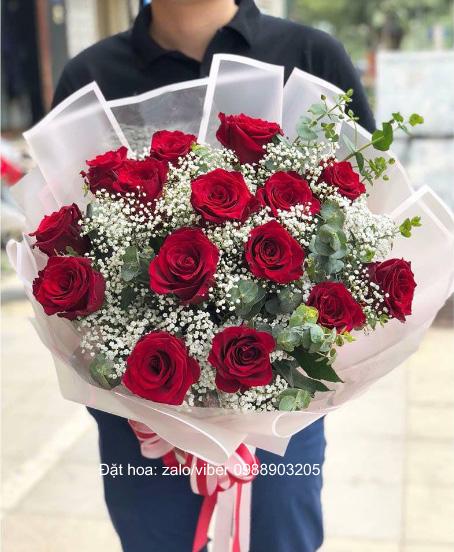 Hoa hồng Ecuador đẹp rẻ
