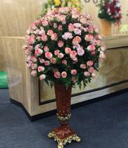 Bình hoa hồng đẹp tặng sinh nhật