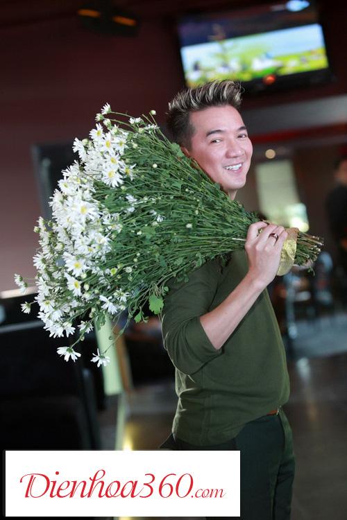 Tổng hợp mẫu hoa cúc hoa mi đẹp, hoa sinh nhật, bó hoa cúc ...
