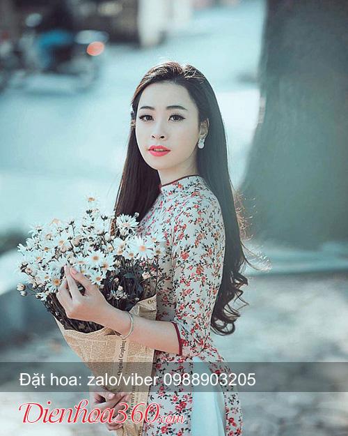 Ý nghĩa hoa cúc họa mi và màu hoa cúc trắng tím vàng và hình ảnh hoa cúc họa mi