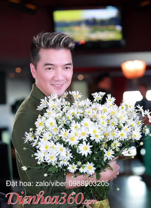 Ý nghĩa hoa cúc họa mi và màu hoa cúc trắng