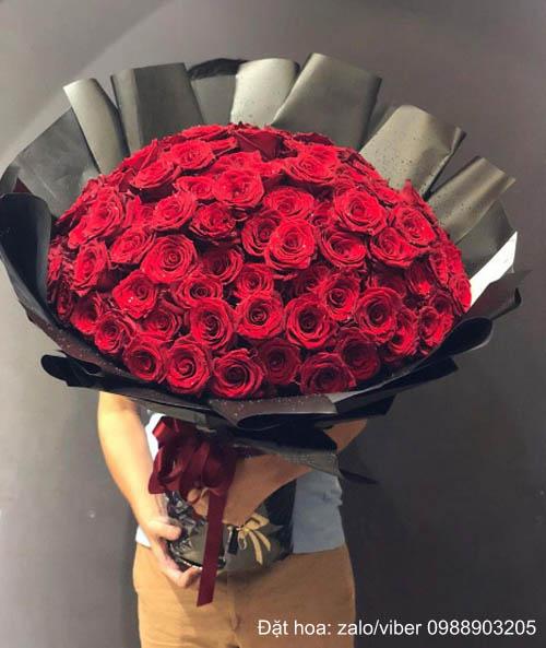 Hoa tặng sinh nhật đẹp Ecuador
