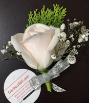 Địa chỉ đặt hoa cài áo đẹp | hoa tươi cài áo