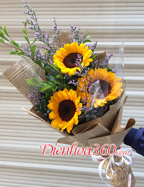 Hoa giá rẻ, hoa tặng đại biểu