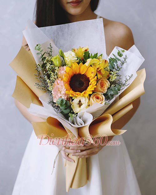 Shop hoa tươi Florist Sunflower