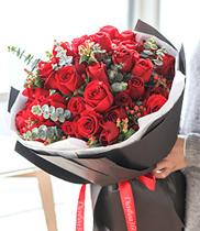 Hoa hồng valentine 1402