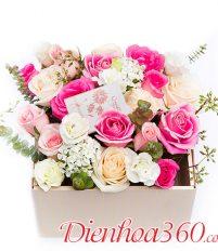 Ngày Valetine và hoa ngày phụ nữ 8/3 tặng hoa gì