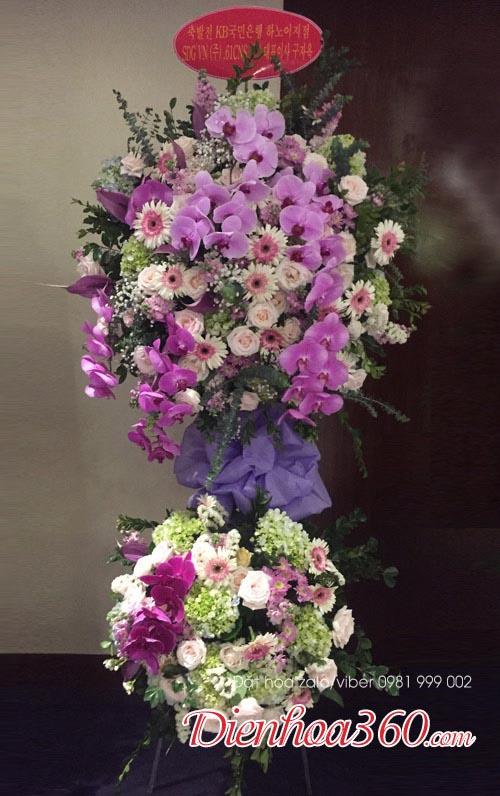 Những lưu ý chọn màu sắc hoa khai trương đẹp và phù hợp nhất