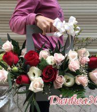 8/3 tặng hoa gì cho nhân viên nữ