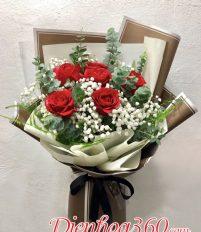Ý nghĩa của hoa hồng – Từ 1 đến 100 hoa hồng