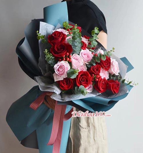 Hoa tươi tặng Valentine, tặng ngày 803