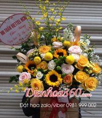 Cửa hàng hoa tươi Hà Nội giao hoa tận nơi