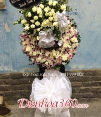 Hoa chia buồn Nhà tang lễ bệnh viện An Bình
