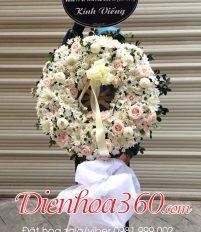 Cung cấp hoa chia buồn nhà tang lễ bệnh viện Nguyễn Tri Phương quận 5